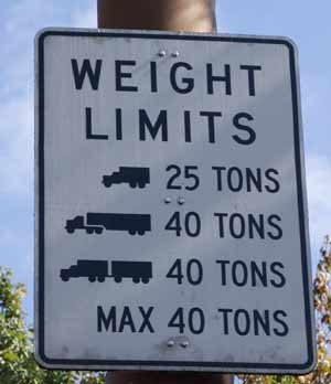 weight limit