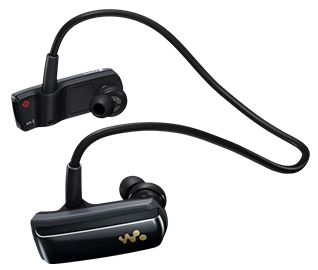 sony cord-free mp3 player